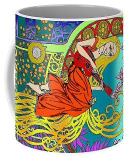 Ukulele Princess Coffee Mug