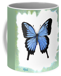 Ulysses Blue Coffee Mug