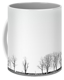 Under A Winter Sky Coffee Mug