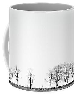 Under A Winter Sky Coffee Mug