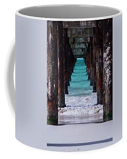 Under The Pier #3 Opf Coffee Mug
