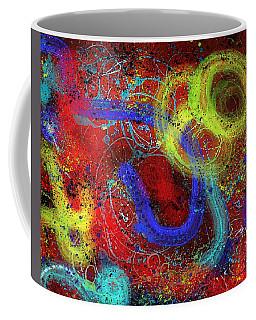 Under The Sea Digital Addition2 Coffee Mug
