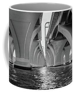 Under The Woodrow Wilson Bridge Coffee Mug