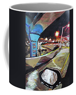 Underpass At Nighht Coffee Mug