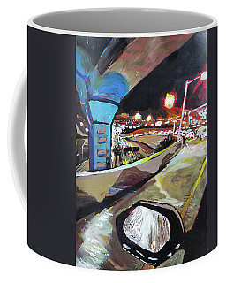 Underpass At Nighht Coffee Mug
