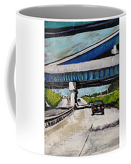 Underpass Z Coffee Mug