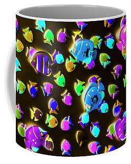 Underwater Glow Coffee Mug