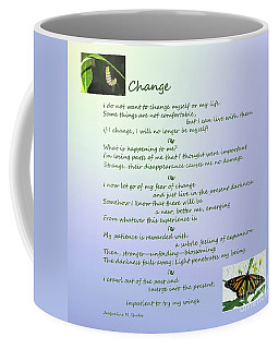 Unexpected Change Coffee Mug