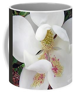 Unfolding Beauty Of Magnolia Coffee Mug