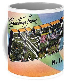 Union Greetings Coffee Mug