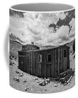 Union Pacific Caboose Coffee Mug