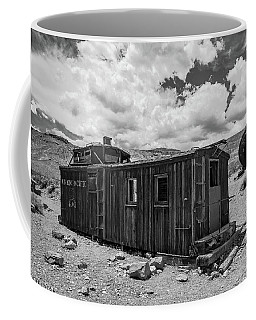 Union Pacific Caboose Coffee Mug