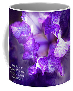 Unique Beauty - Motivational Flower Art By Omaste Witkowski Coffee Mug