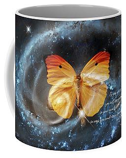 Universal Butterfly Coffee Mug