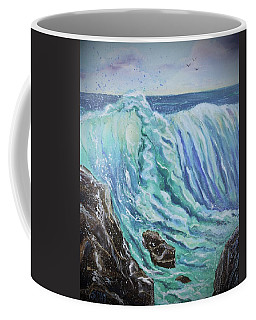 Unstoppable Force Coffee Mug