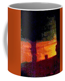 Coffee Mug featuring the photograph Untitled 1 - By The Window by VIVA Anderson