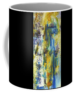 Coffee Mug featuring the painting Untitled3 by 'REA' Gallery