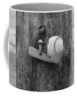 Coffee Mug featuring the photograph Unusual Elements by Jeni Gray