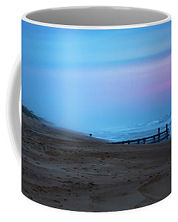 Coffee Mug featuring the photograph Up Before Sunrise by Lora J Wilson