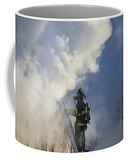 Up In Smoke Coffee Mug