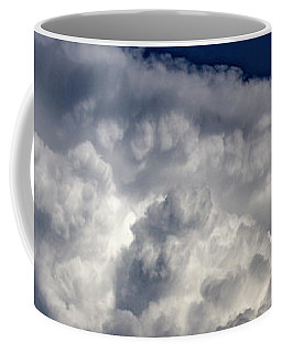 Coffee Mug featuring the photograph Updrafts And Anvil 008 by NebraskaSC