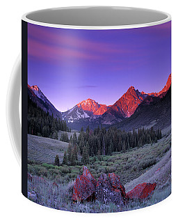 Upper Pahsimeroi Coffee Mug