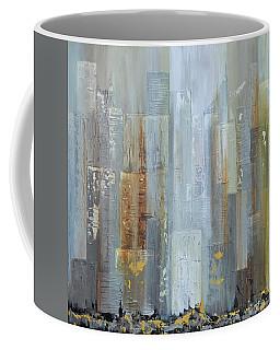 Urban Reflections I Night Version Coffee Mug