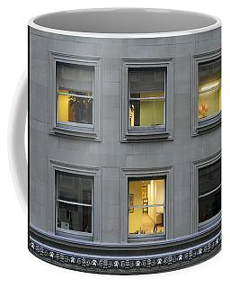 Urban Windows Coffee Mug