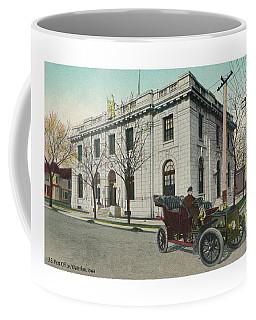 Usps Waterloo Iowa Coffee Mug