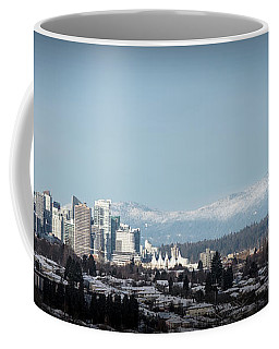 Vacouver Winter 1 Coffee Mug
