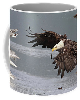 Valdez Eagle One Coffee Mug