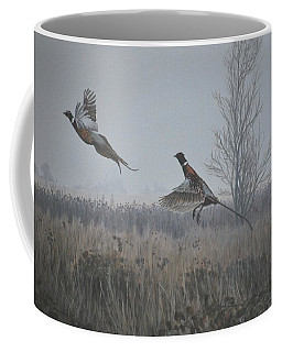 Valley Pheasants Coffee Mug