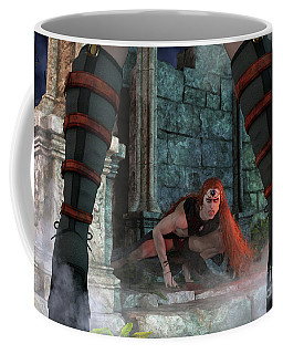 Vampire Hunter Coffee Mug