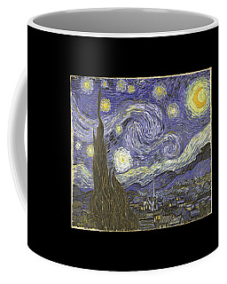 Van Goh Starry Night Coffee Mug