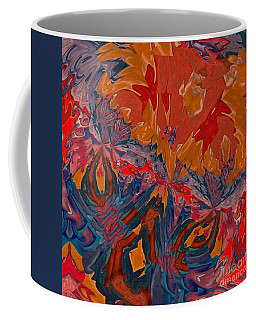 Coffee Mug featuring the digital art Van Mam by A zakaria Mami