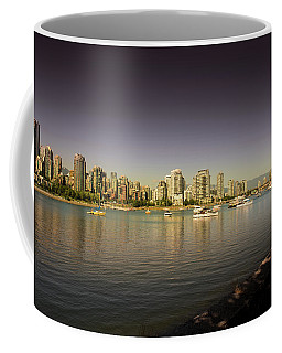 Vancouver In Magical Hours Coffee Mug