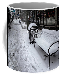 Vancouver Winter Coffee Mug