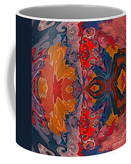 Coffee Mug featuring the digital art Vanlove by A zakaria Mami
