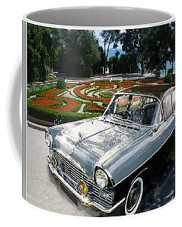 Vauxhall Cresta In Croatia Coffee Mug