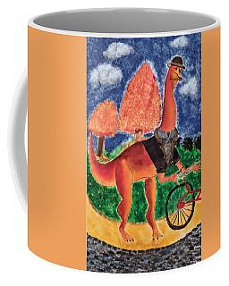 Veloci-saurus Coffee Mug