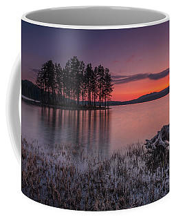 Velvet Lake  Coffee Mug