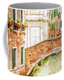 Venetian Bridge Coffee Mug