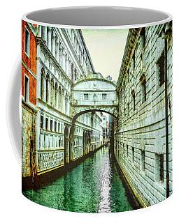 Venice Bridge Of Sighs Coffee Mug