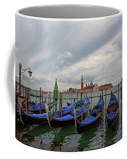 Venice Gondola's Grand Canal Coffee Mug