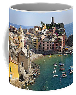 Vernazza Coffee Mug