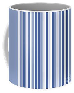 Vertical Lines Background - Dde605 Coffee Mug