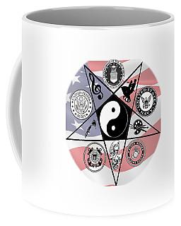 Veteran Arts Coffee Mug