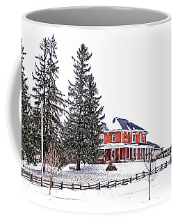 Victorian Farmhouse 2 Coffee Mug