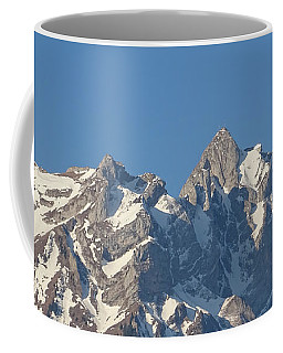 View From My Art Studio - Pilatus II - April 2019 Coffee Mug