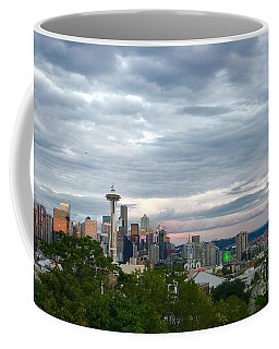 View From Queen Anne, Coffee Mug